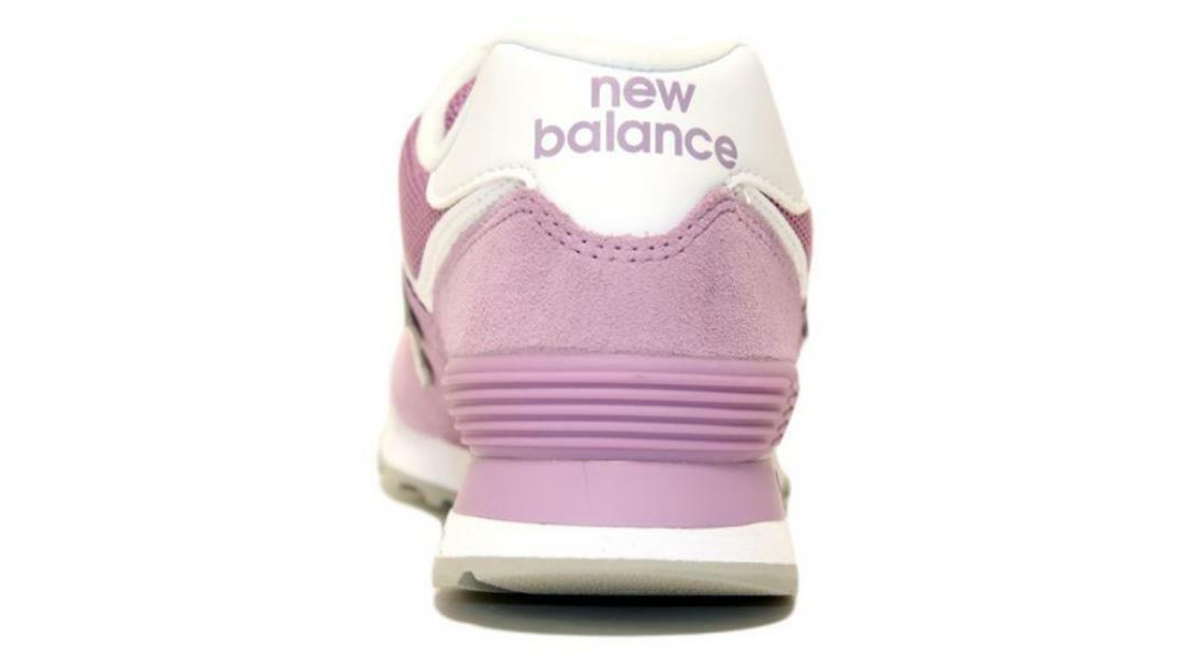 new balance new balance sportivo donna  purple wl574oac viola
