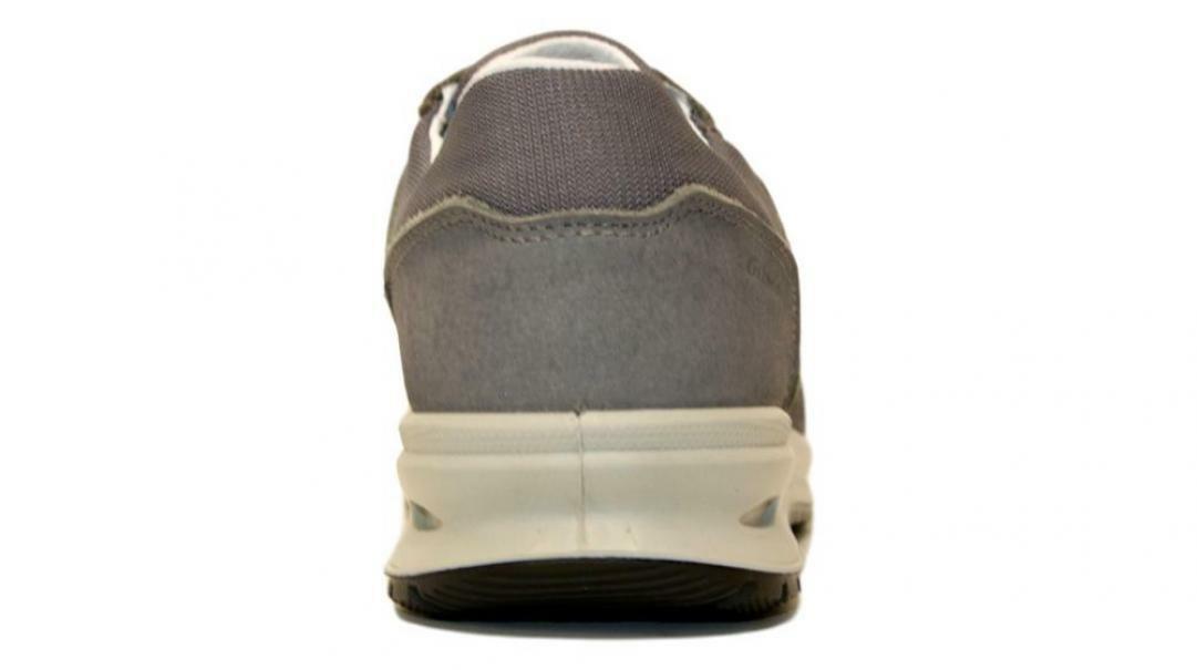 grisport grisport allacciato sportivo smog cangu  uomo 43055c7 grigio