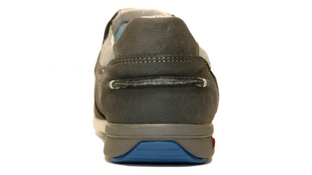 grisport grisport mocassino smog tapiro uomo  43201t9 blu