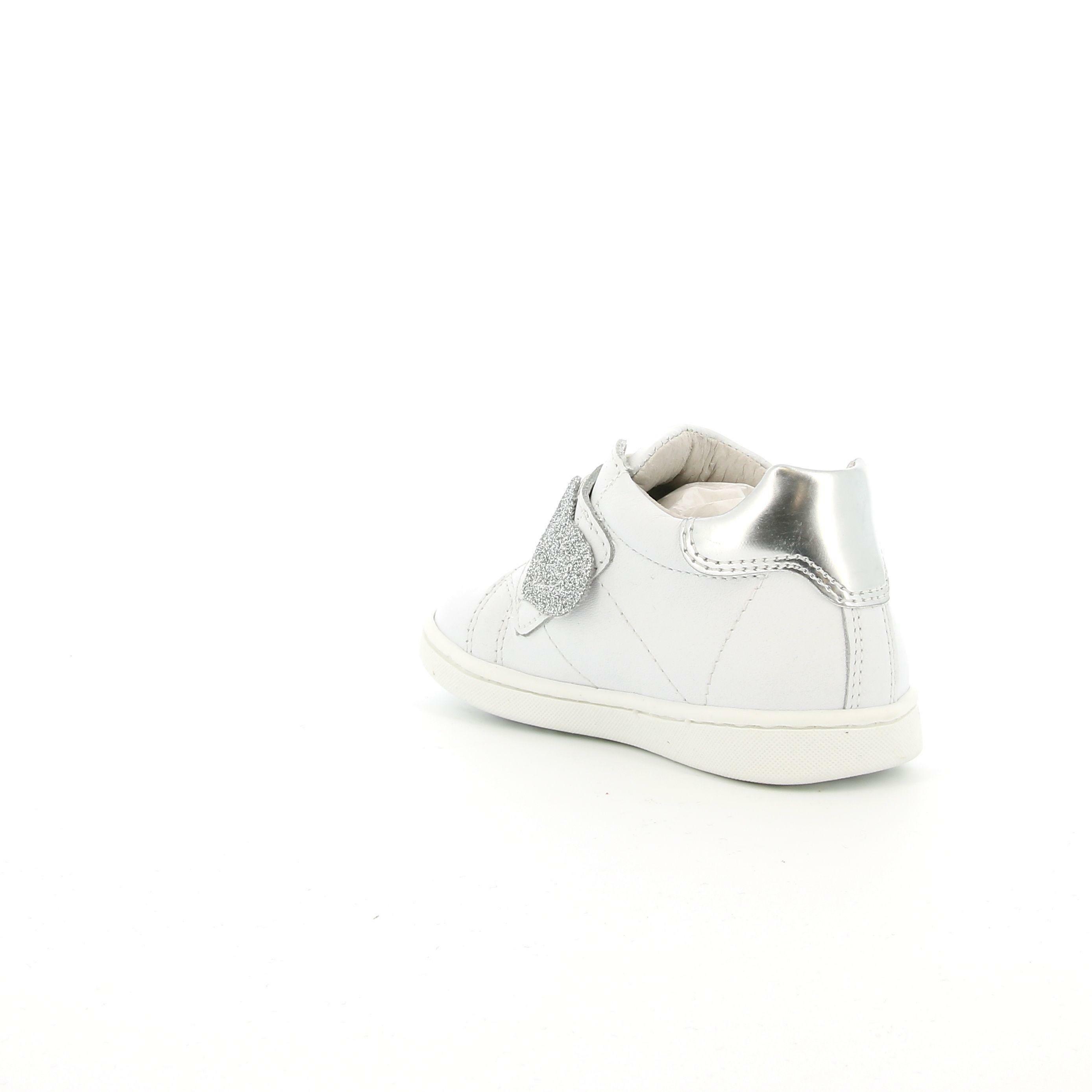 nero giardini nero giardini sneakers bambina e018131f 707 bianco