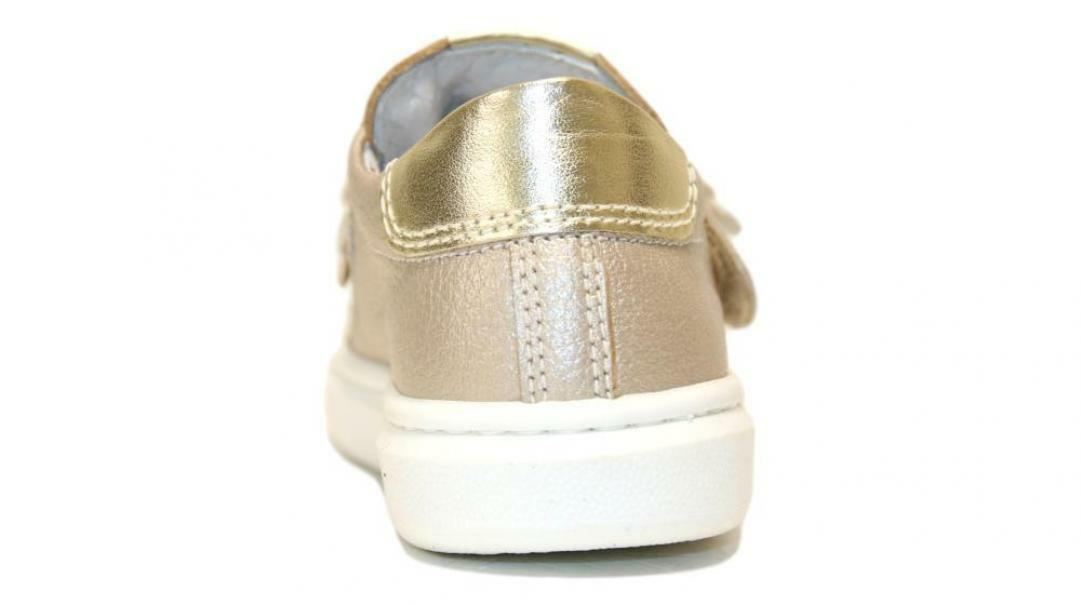 nero giardini sneakers bambina nero giardini e021310f 672 beige