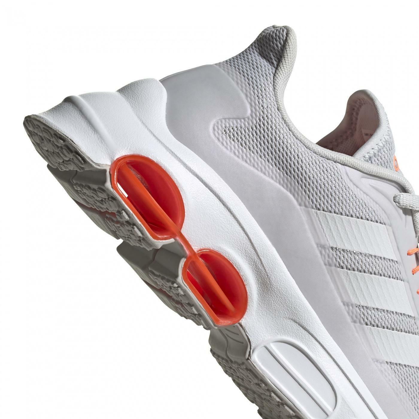 adidas adidas quadcube donna dshgry/gretwo eg4408  grigio