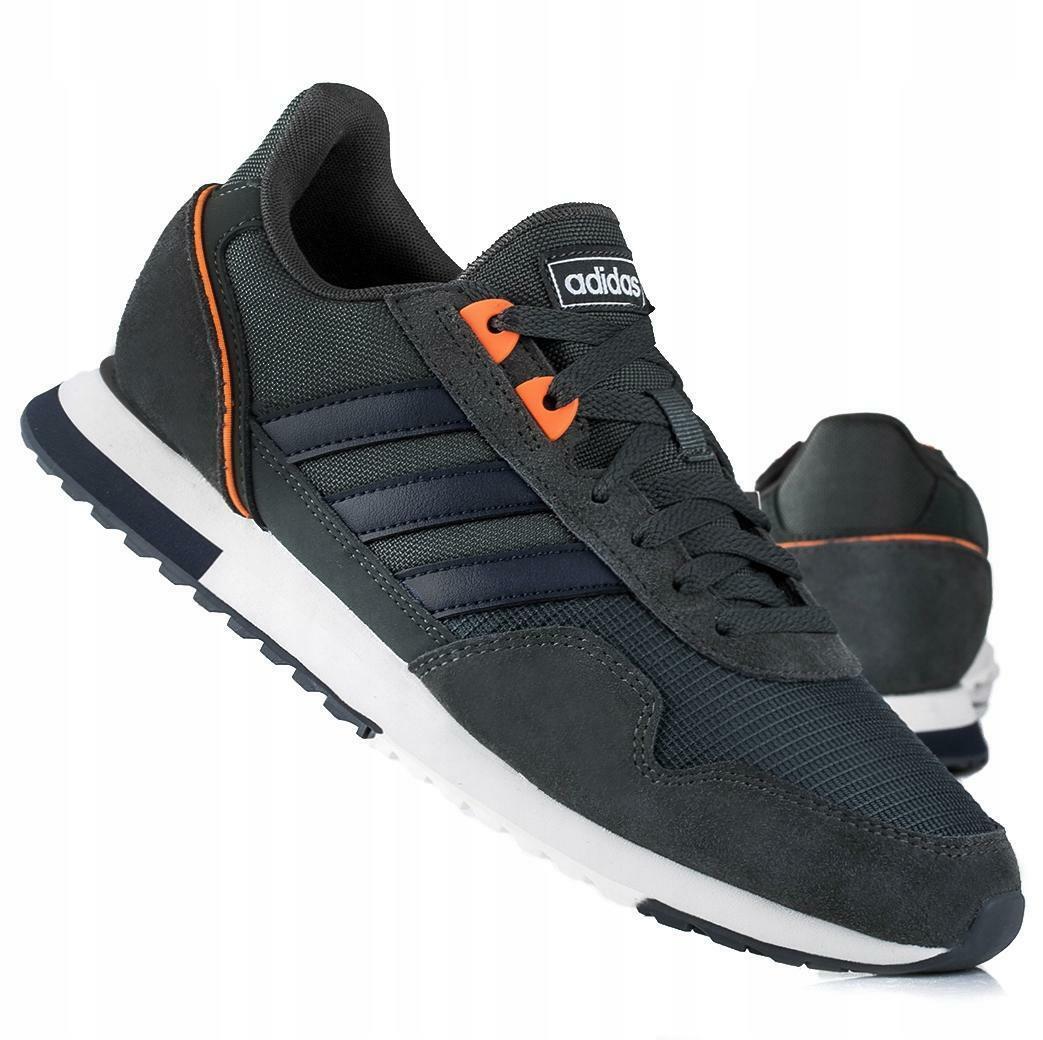 adidas adidas 8k 2020 uomo legear/legink/cwhite eh1433  grigio
