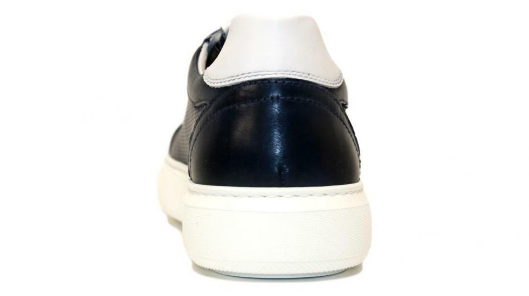 nero giardini nero giardini sneakers blu uomo e001551u 200 blu