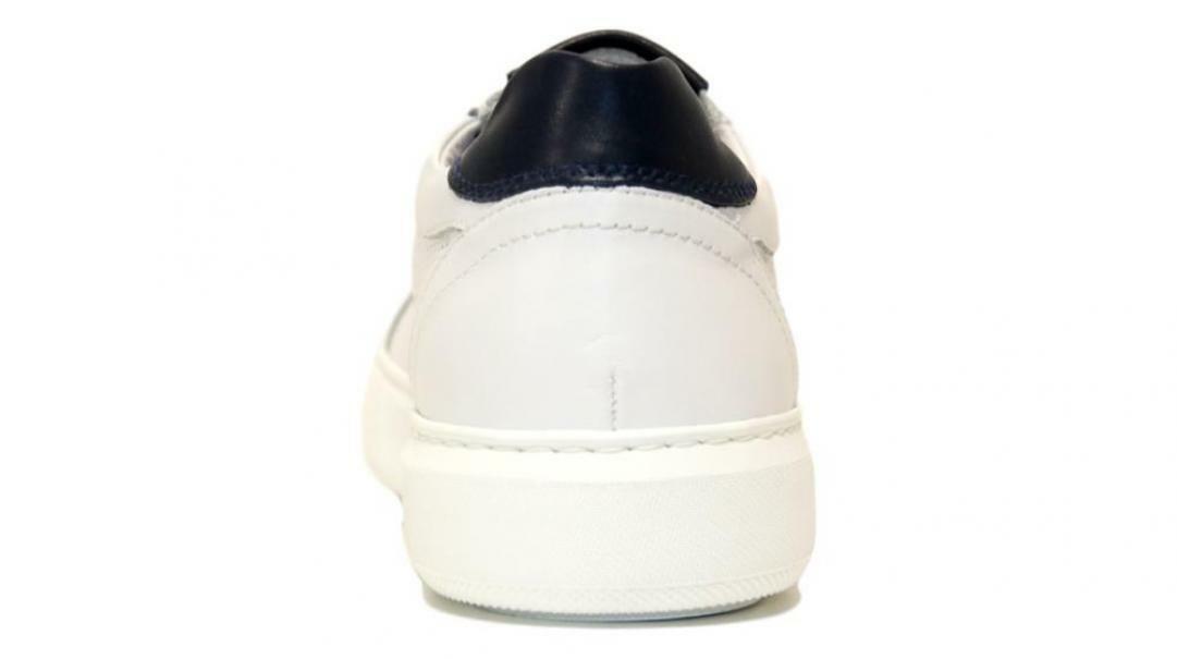 nero giardini nero giardini sneakers uomo e001551u 707 bianco