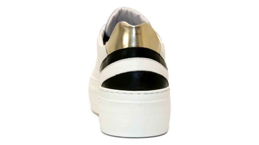 nero giardini nero giardini sneakers donna e010881d 707 bianco