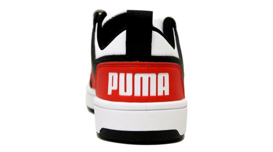 puma puma rebound layup lo sl jr