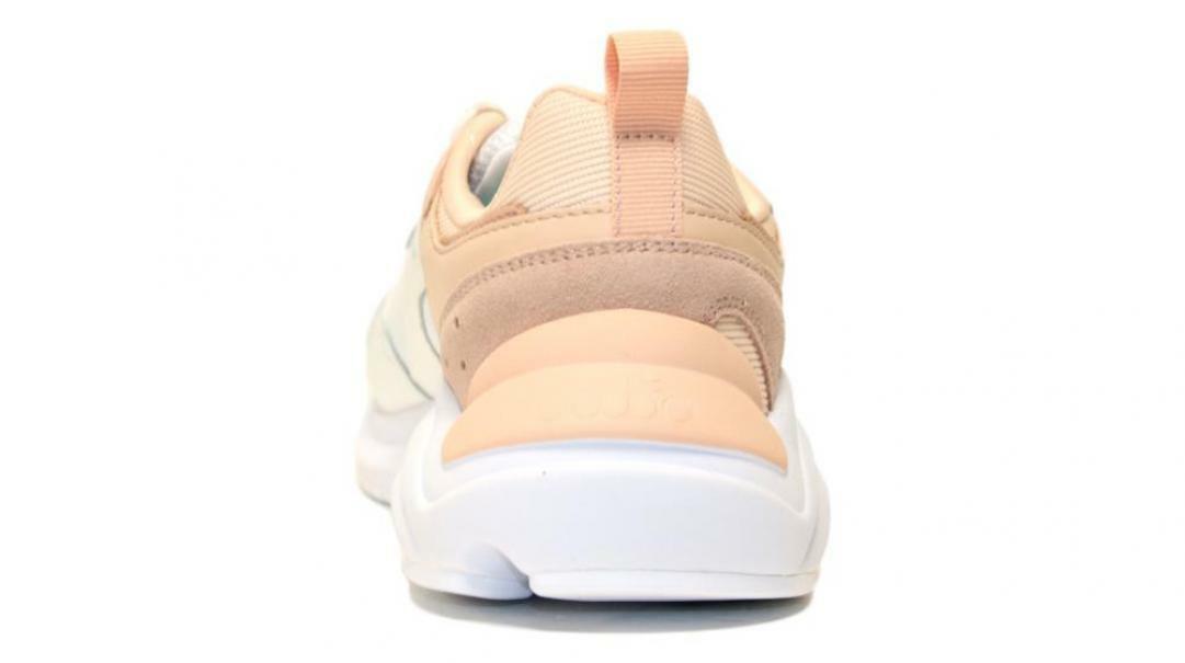 diadora diadora whizz run wn donna 175535 bianco rosa