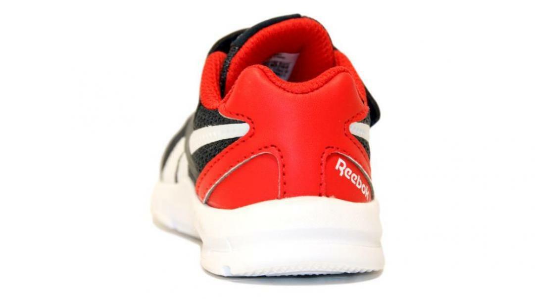 reebok reebok rush runner 2 bambino eh0618 blu rosso