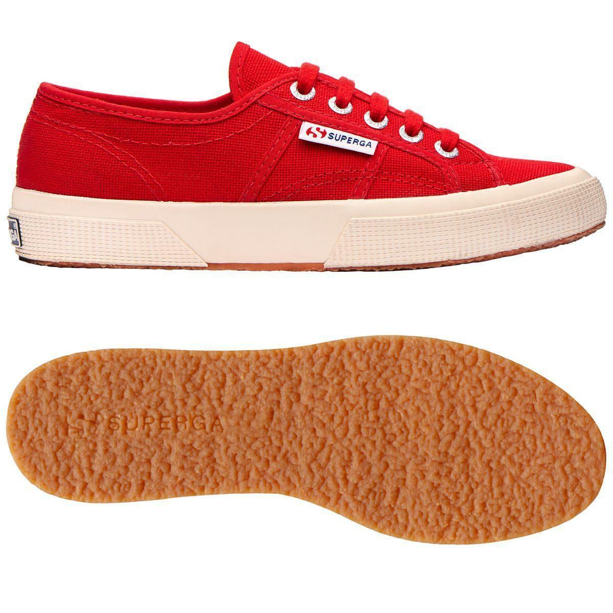 superga superga 2750 cotu classic sneakers unisex red