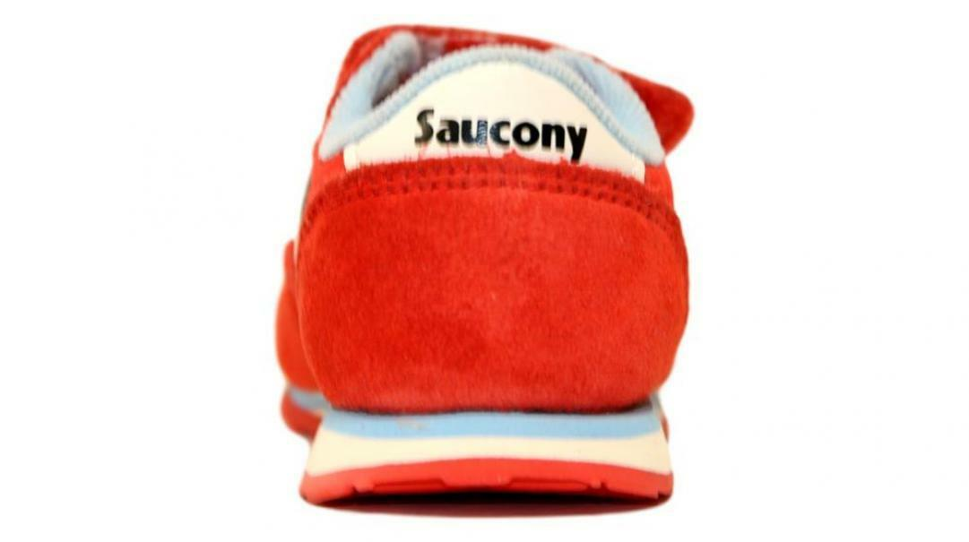 saucony saucony sneakers jazz red  sl262948 rosso