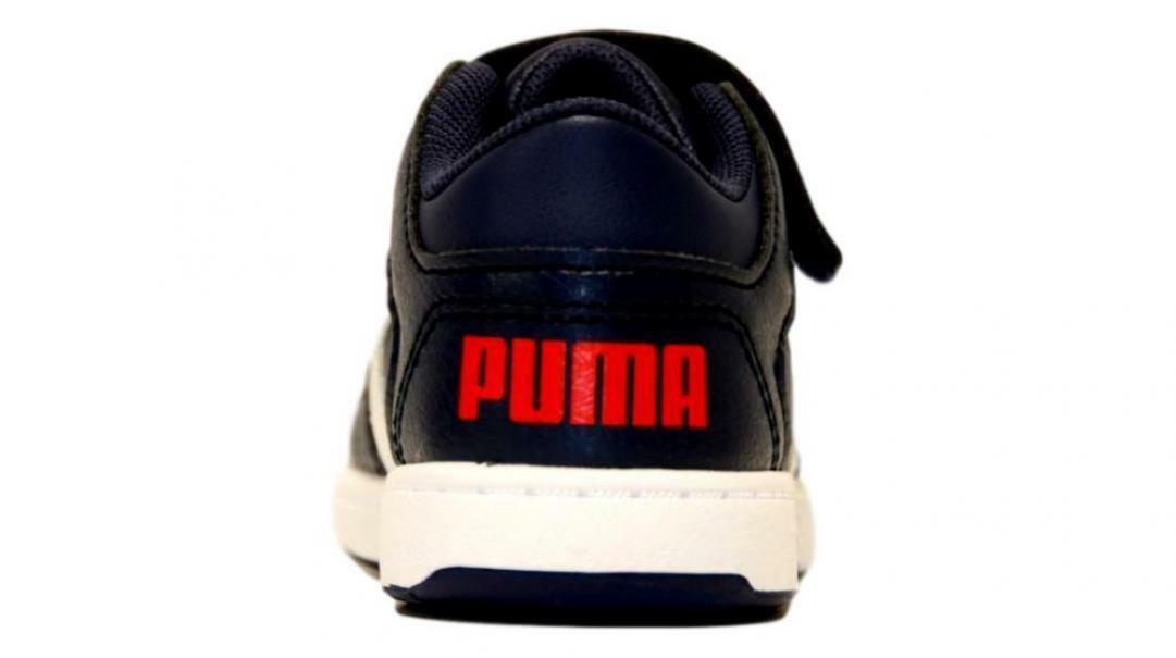 puma puma bambino rebound layup lo garment washed ac td 371470 003