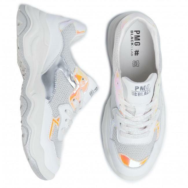 primigi allacciato sportivo bambina primigi 5381111 bianco sneaker