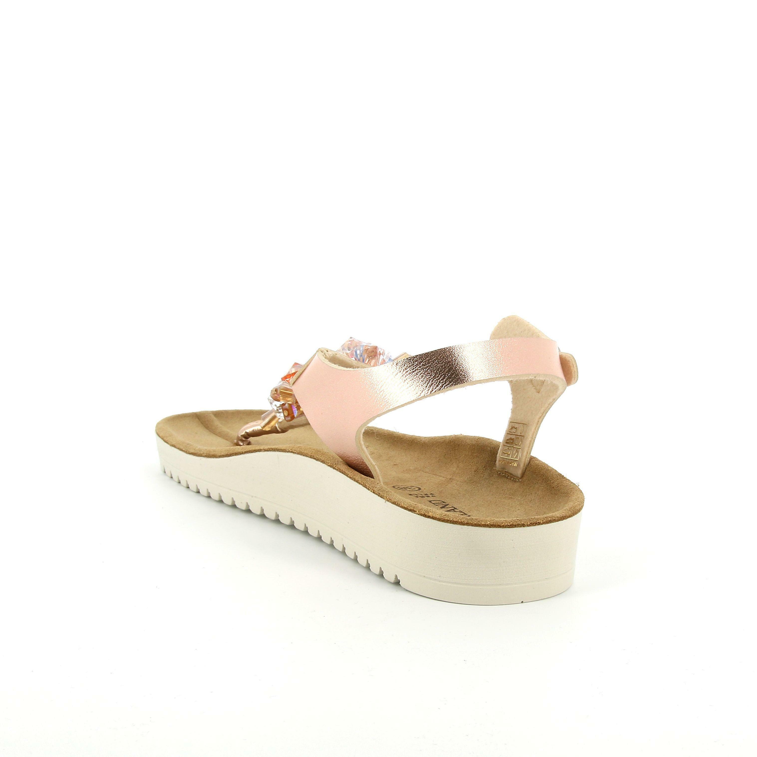 grunland grunland sandalo donna sa2525 70grek rosa