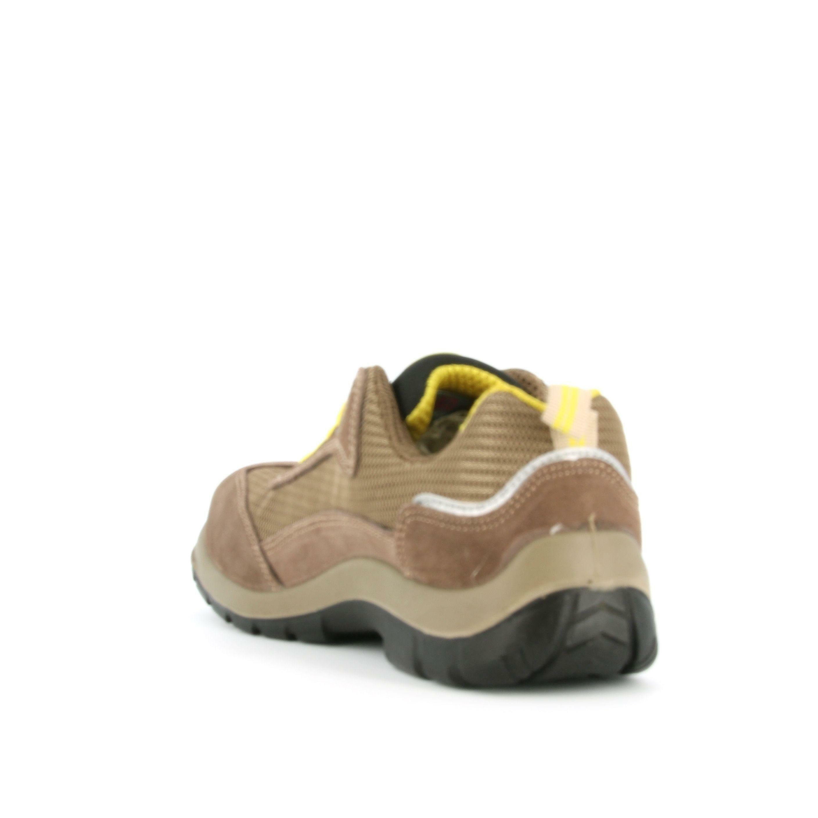 orma orma antinfortunio calz. bassa unisex 12201 s1p beige