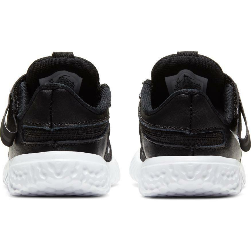 nike nike revolution 5 flyease (tdv) cq4651 004 scarpa da corsa bambino nero