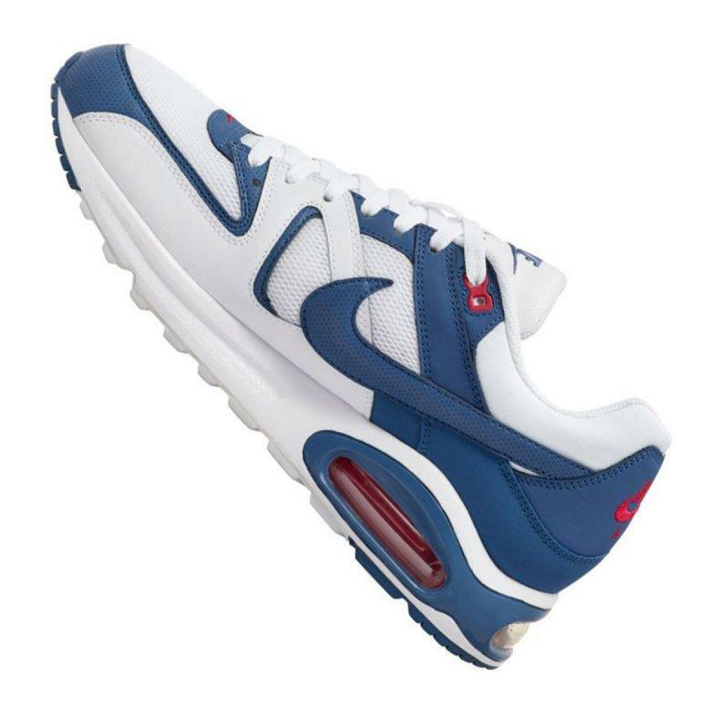 nike nike air max command ct1286 100 bianco sneakers uomo