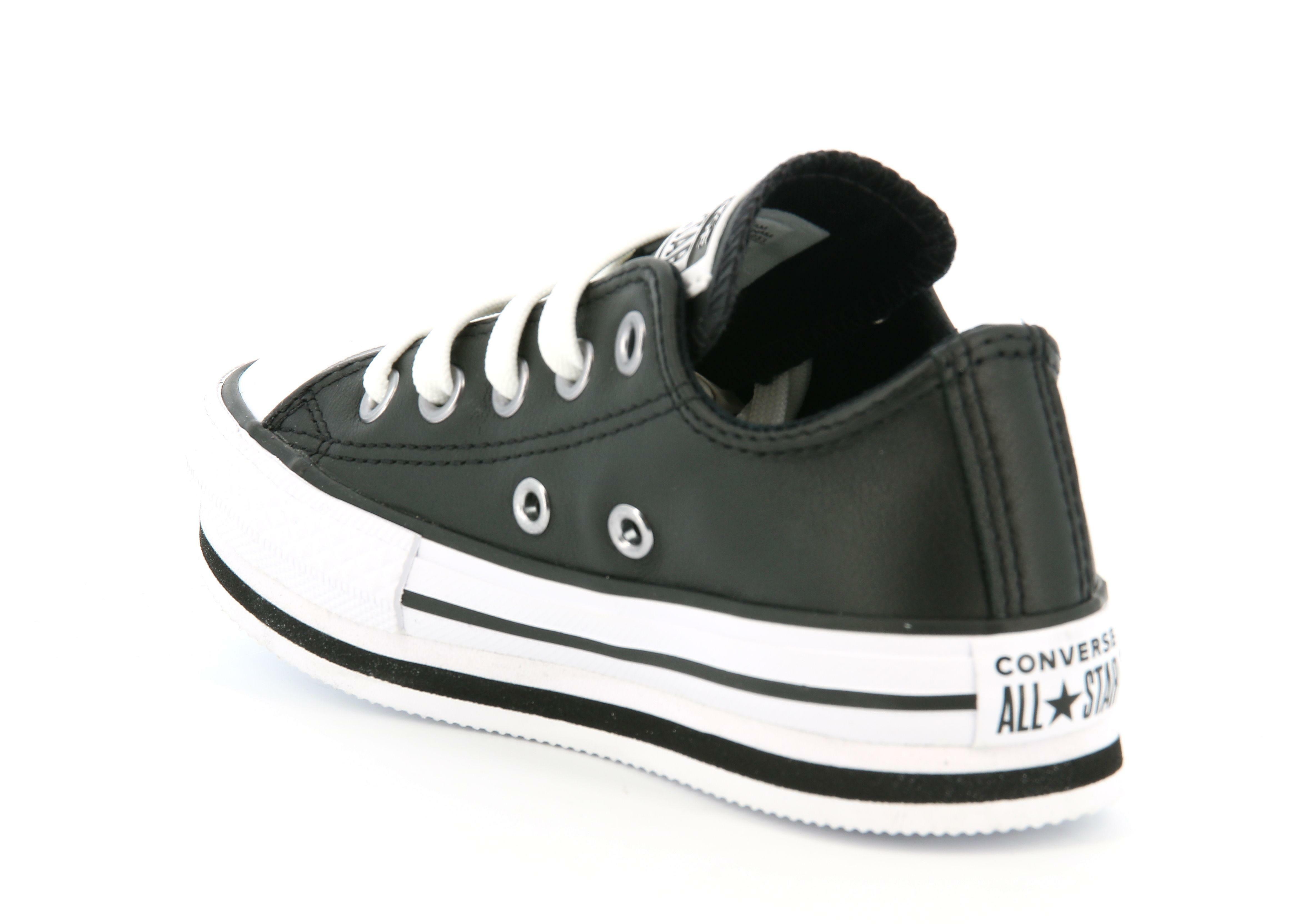 converse converse ctas eva lift ox 669710c sneakers da bambina nero