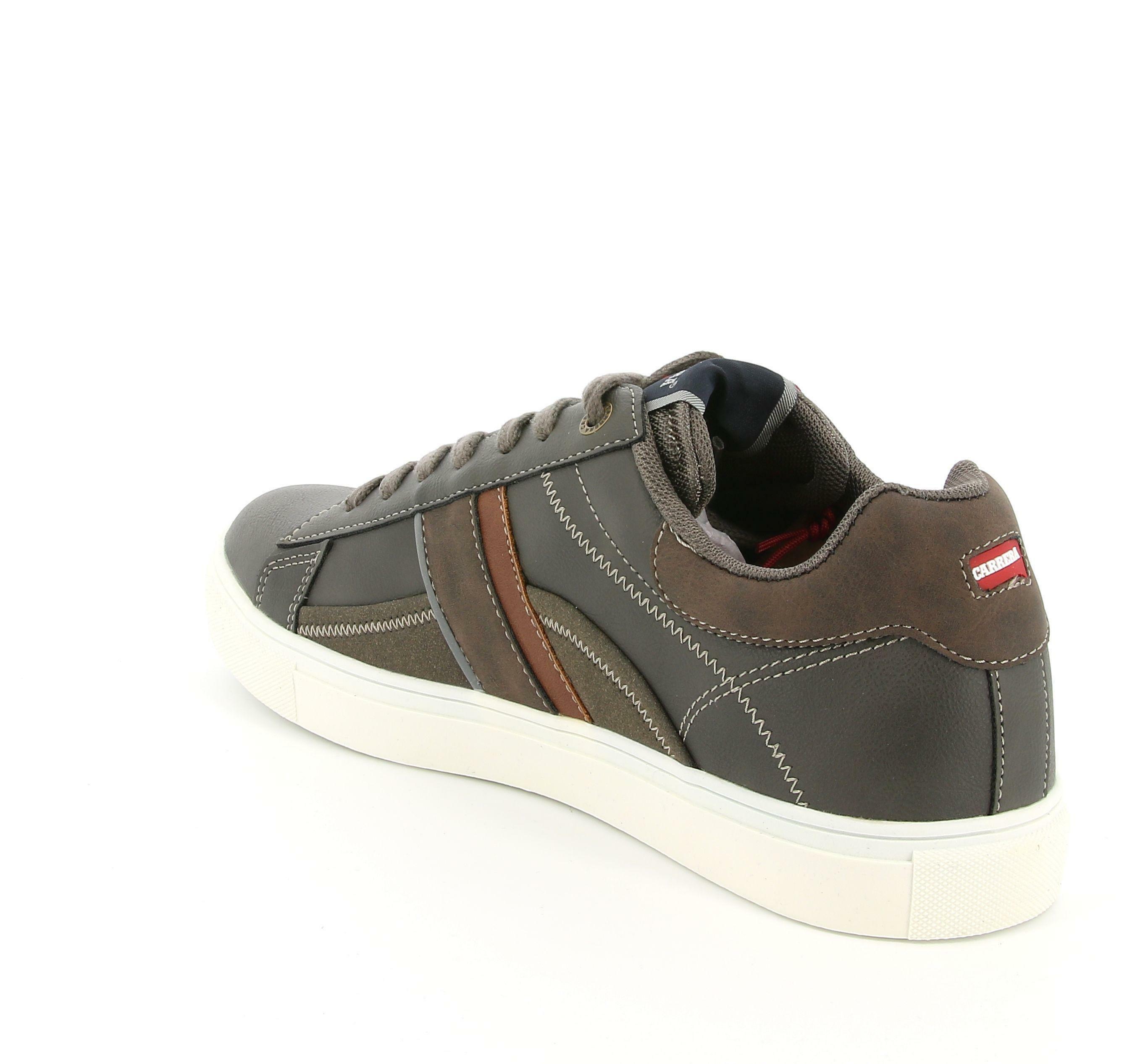 carrera carrera sneakers bassa da uomo 028010 grigio