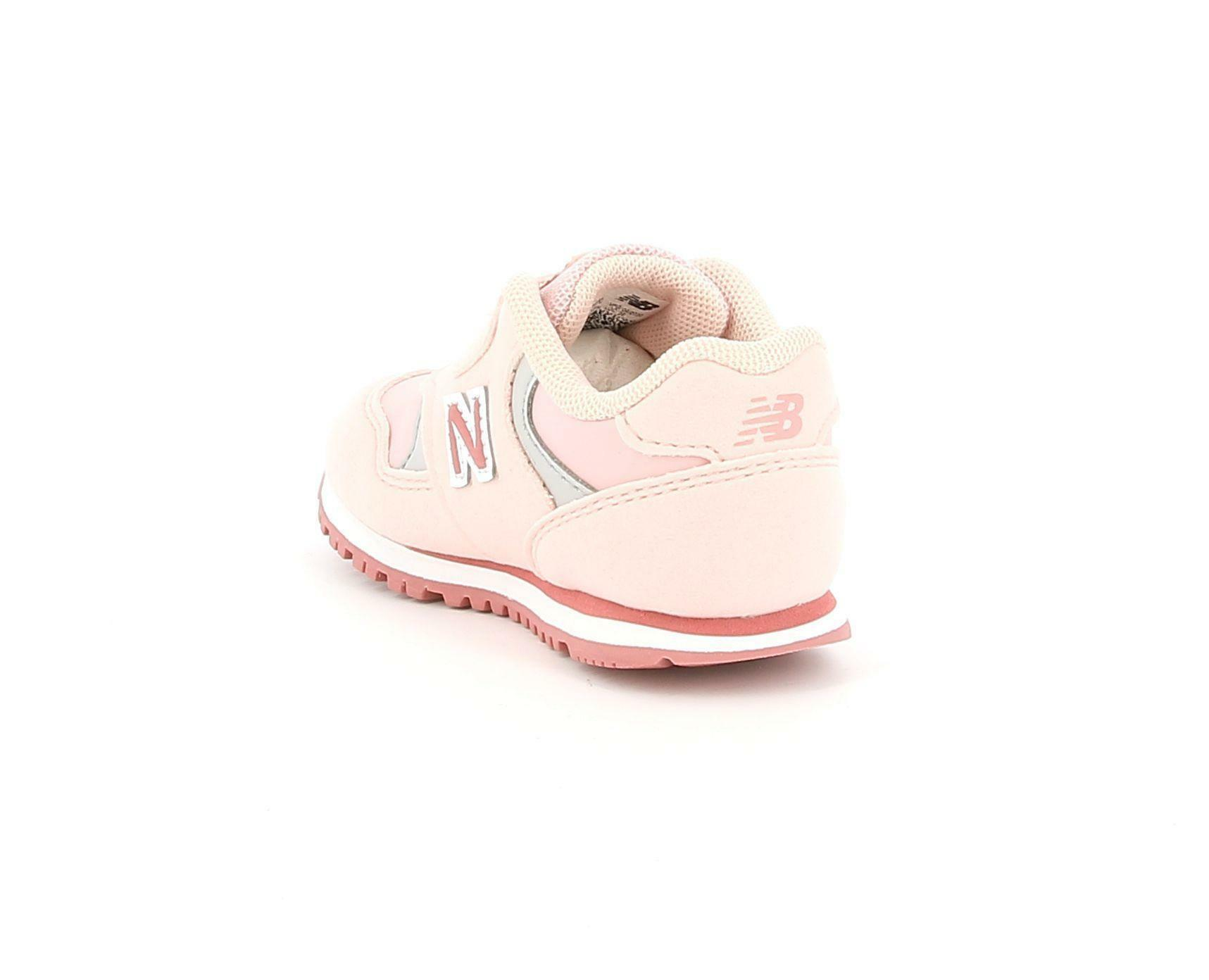 new balance new balance sportivo iv393cpk rosa scarpe sportive bambina