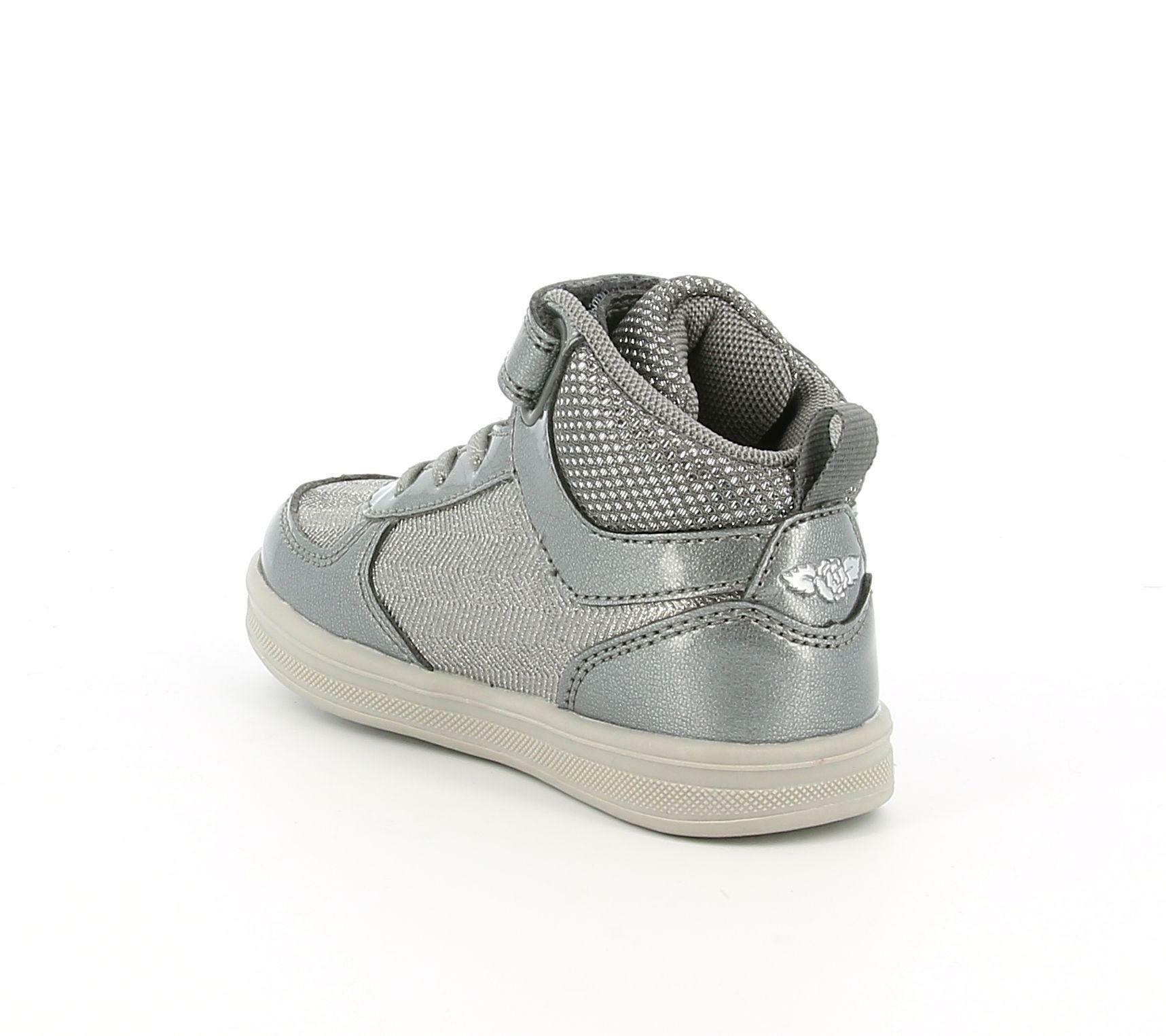 lelli kelly lelli kelly sneakers lk5804 peltro bambina