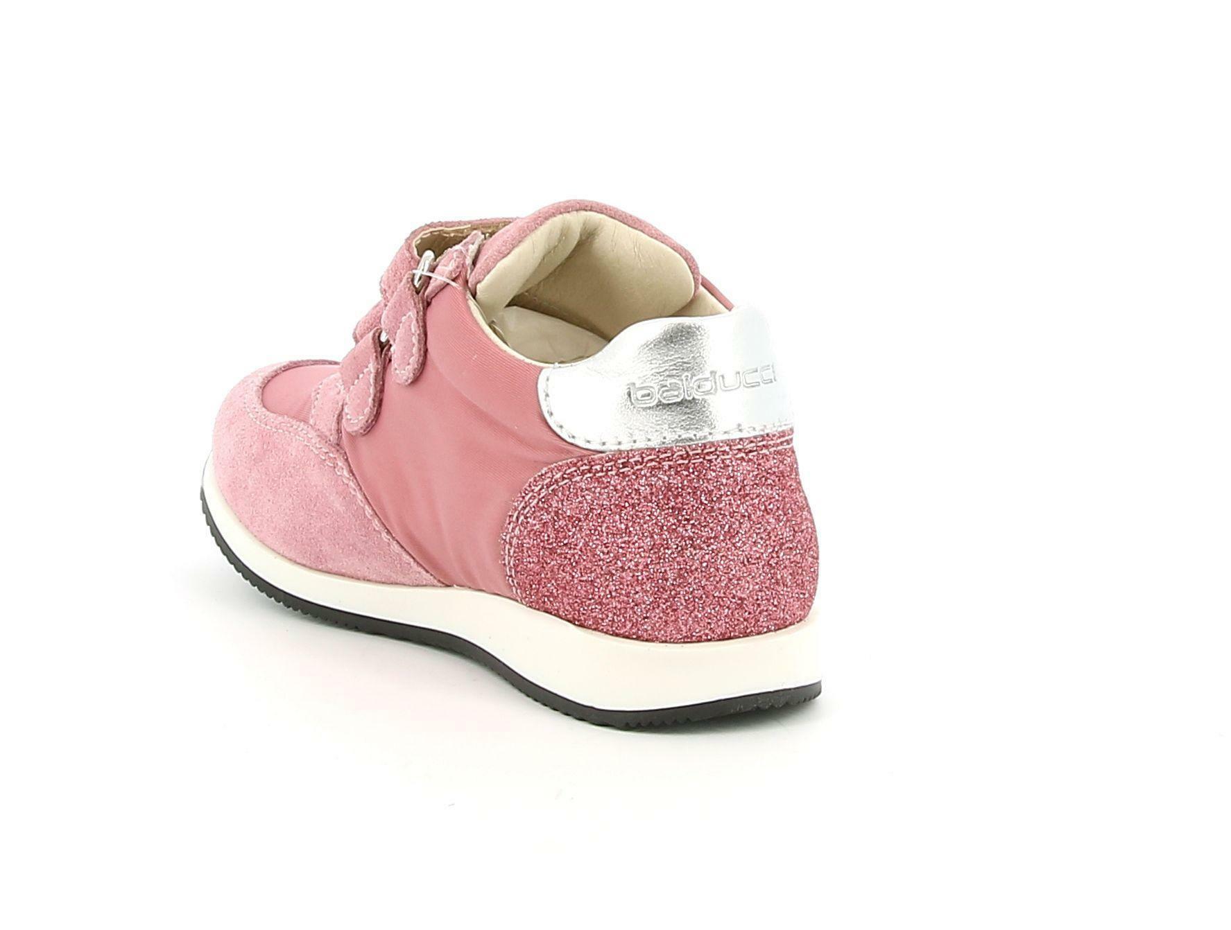 balducci balducci strappo sportivo csport4353 rosa scarpe sportive bambina