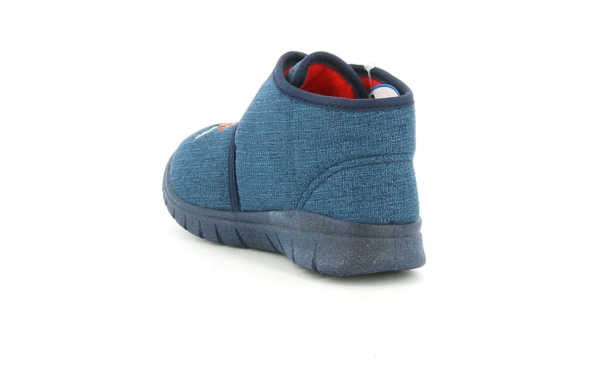 grunland grunland pantofole pa0607 48fitt blu pantofole bambino