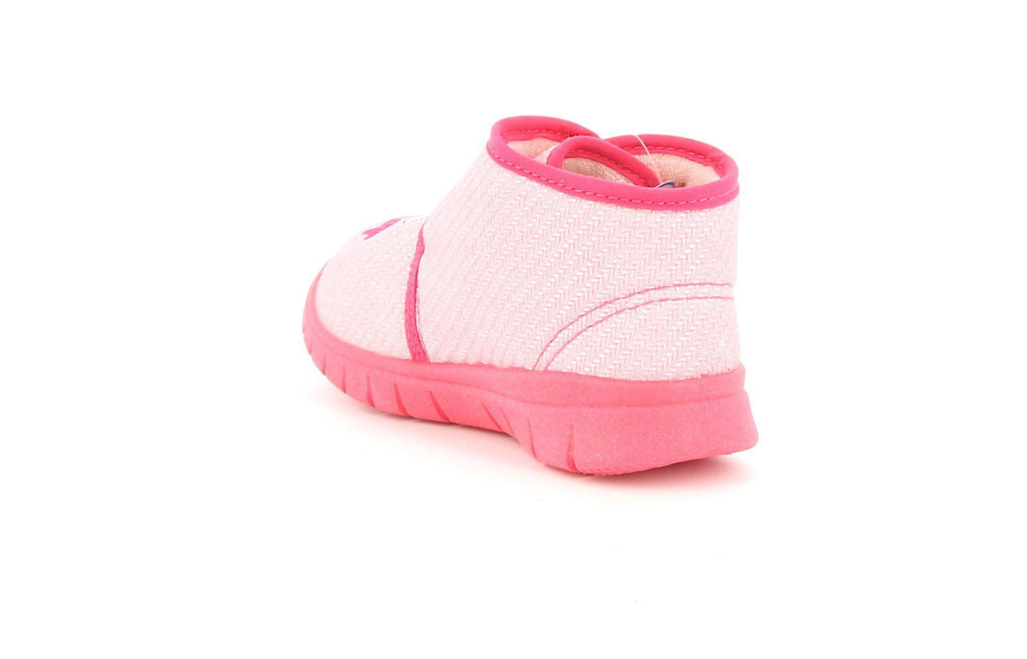 grunland grunland pantofole pa0608 48fitt rosa pantofole bambina