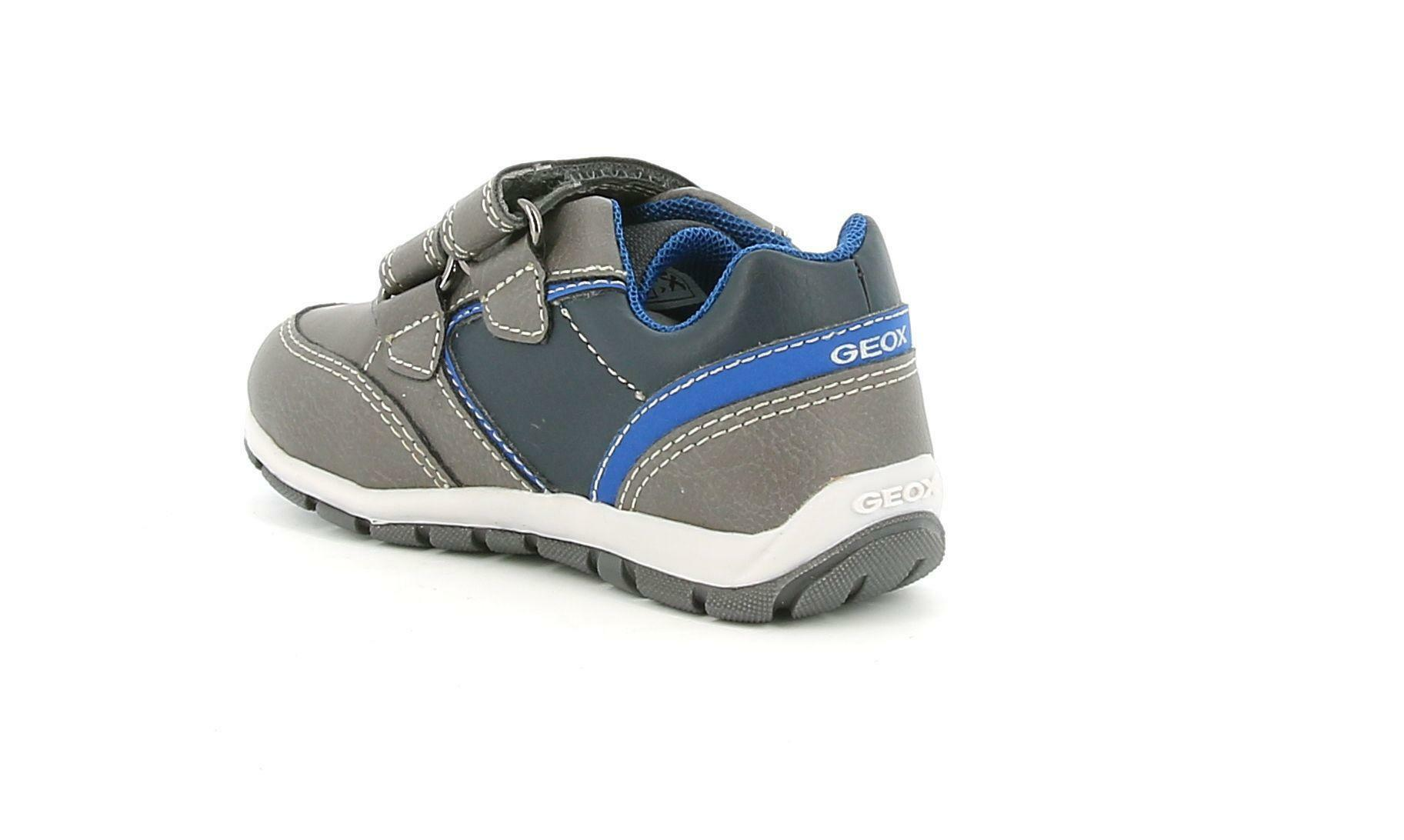 geox geox scarpe bambini primi passi b043xa 0mebc c0665 grigio
