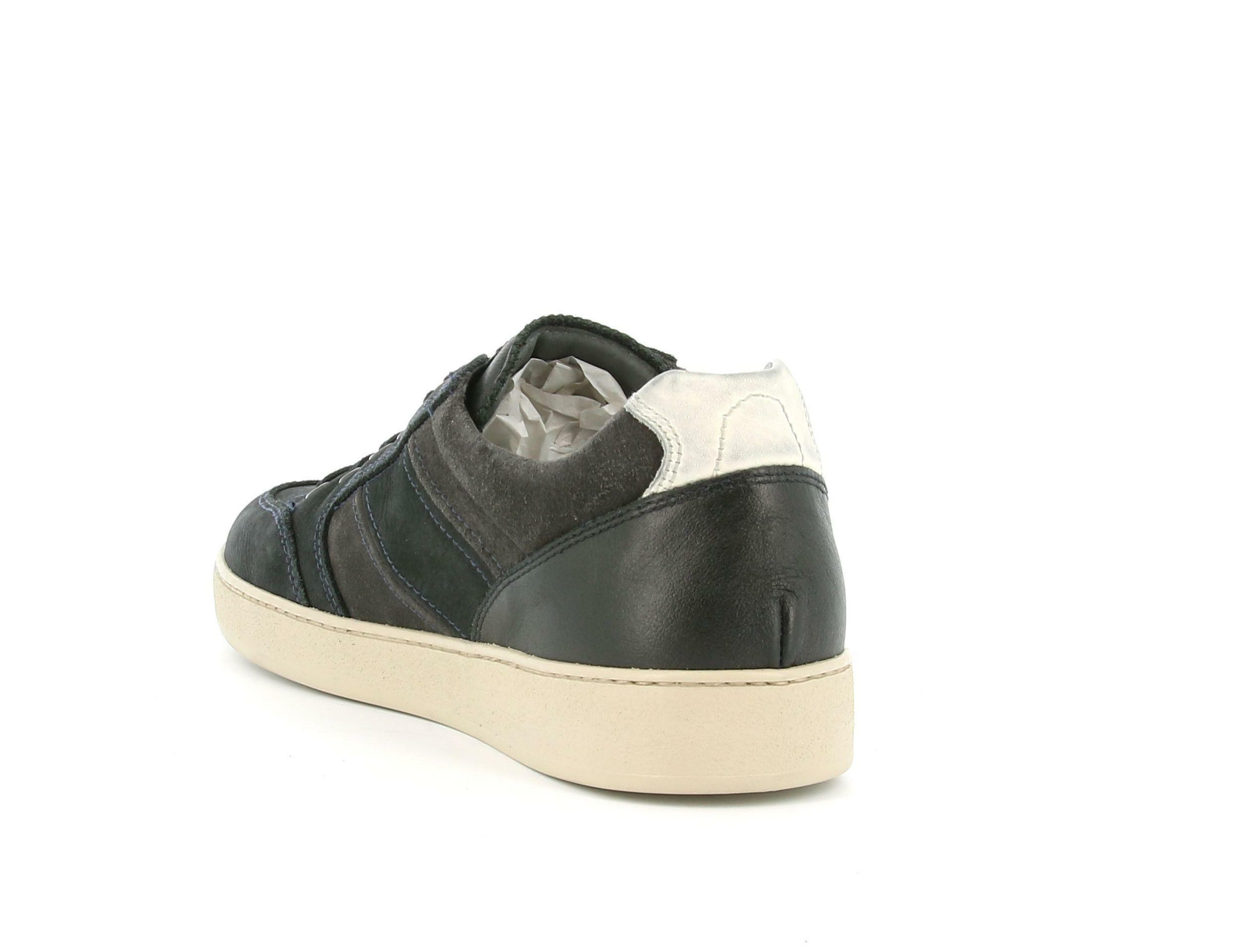 nero giardini nero giardini i001740u 217 grigio sneakers bassa uomo
