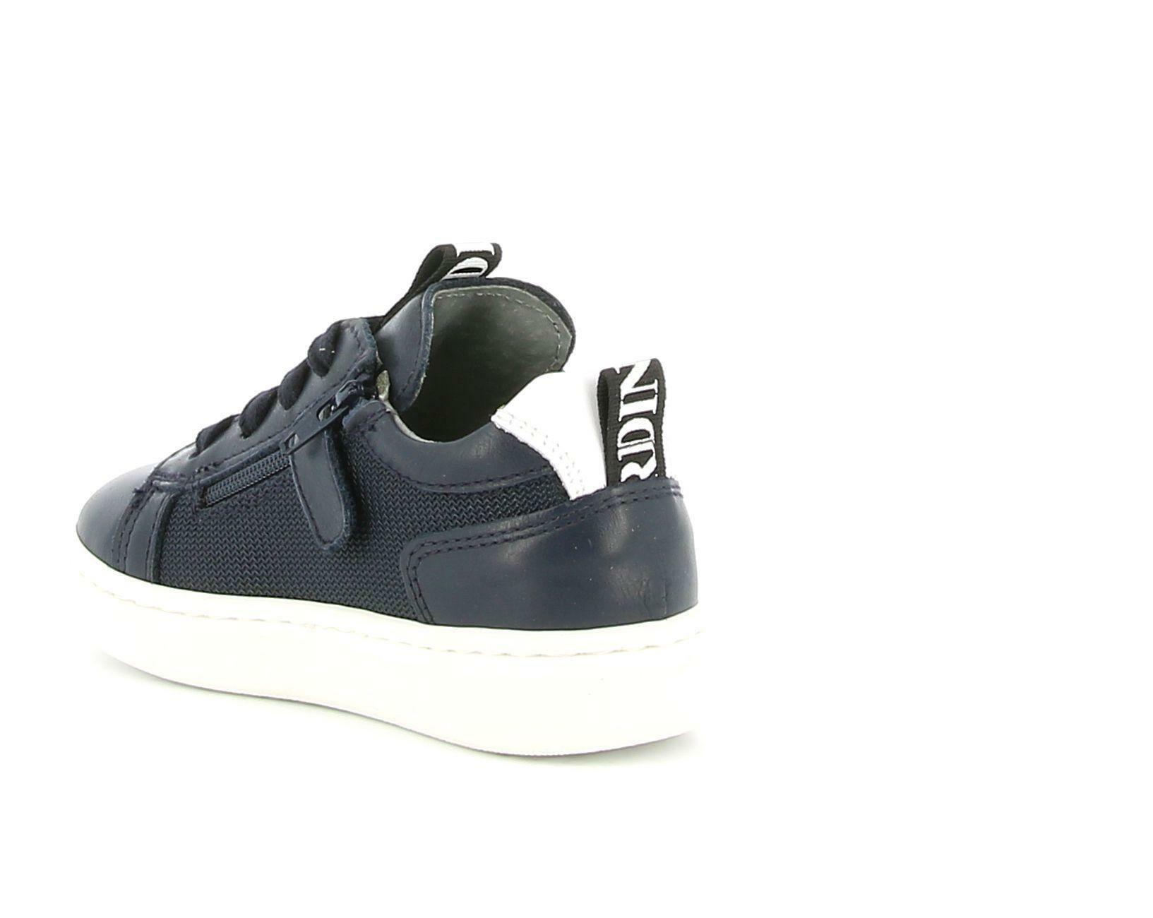 nero giardini nero giardini i023922m 200 blu sneakers bassa bambino