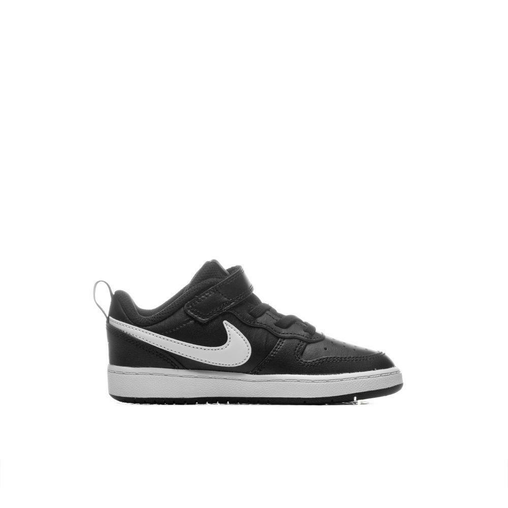 nike nike court borough low 2 (tdv) scarpe da ginnastica unisex bambini bq5453 002