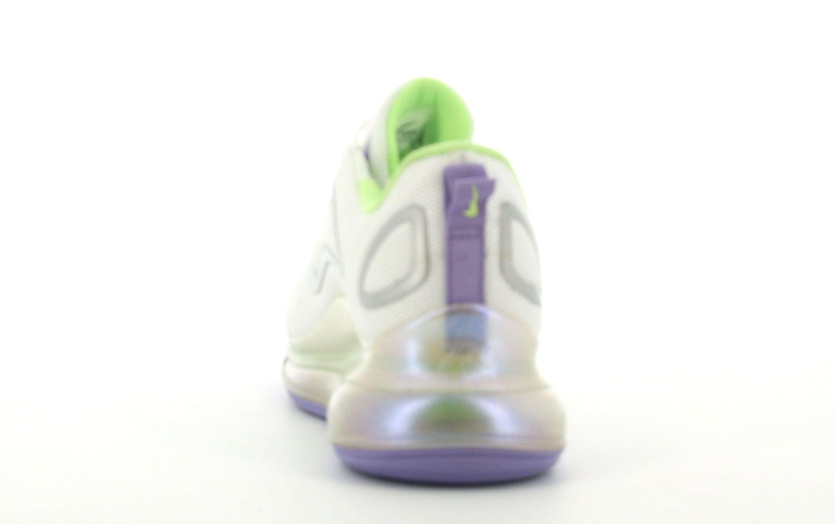 nike nike air max 270 cn2580 111 sneaker bassa uomo bianca