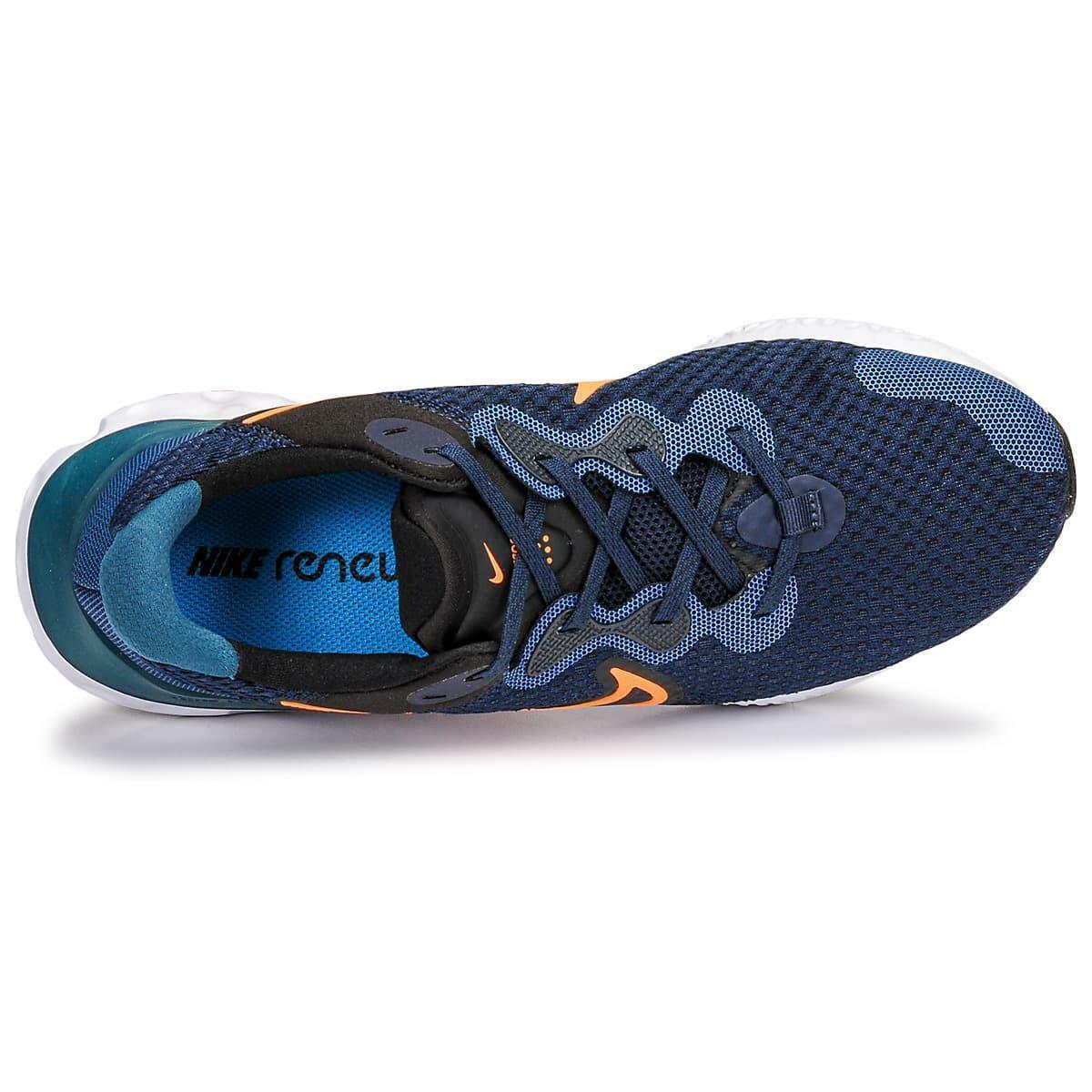 nike nike renew run 2 cu3504 400 scarpa running uomo blu