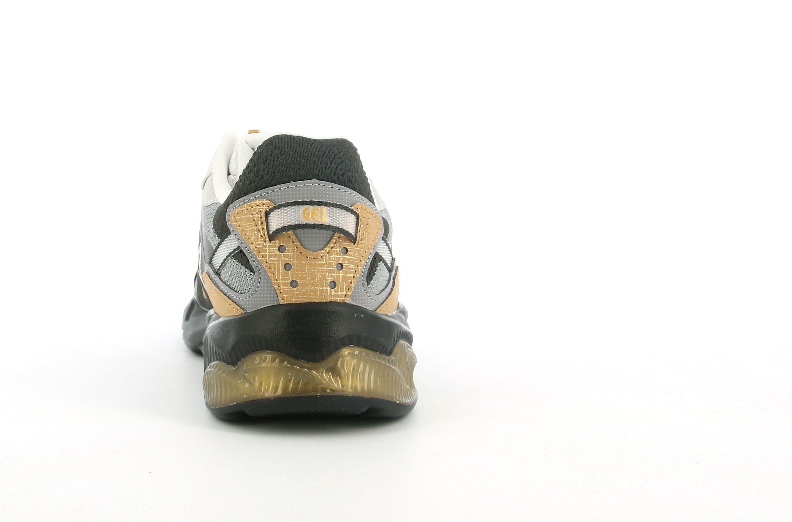 asics asics gel miqrum 1201a143 scarpa sportiva da uomo grigio