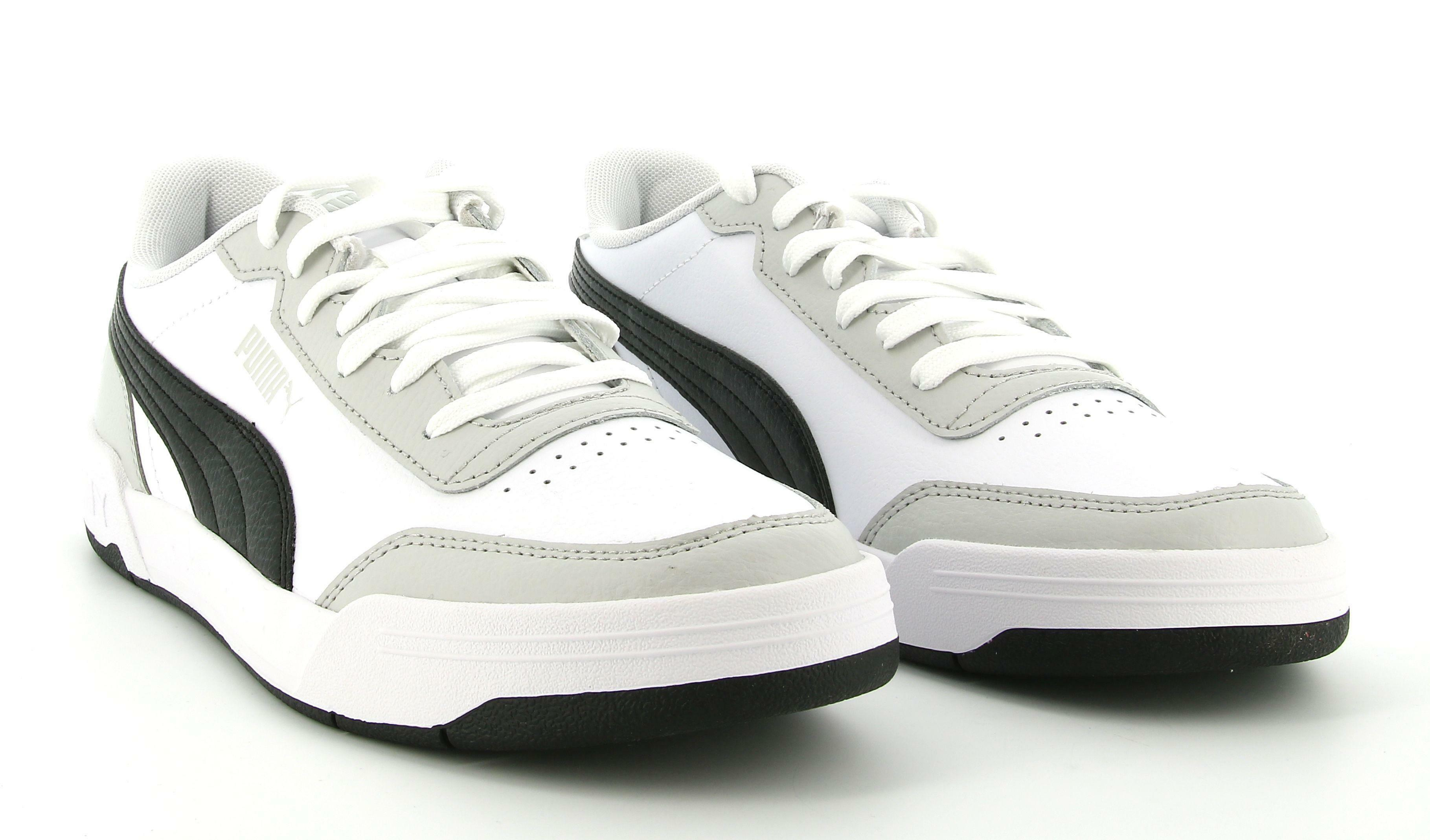 puma puma caracal 369863 023 sneaker bassa uomo bianca