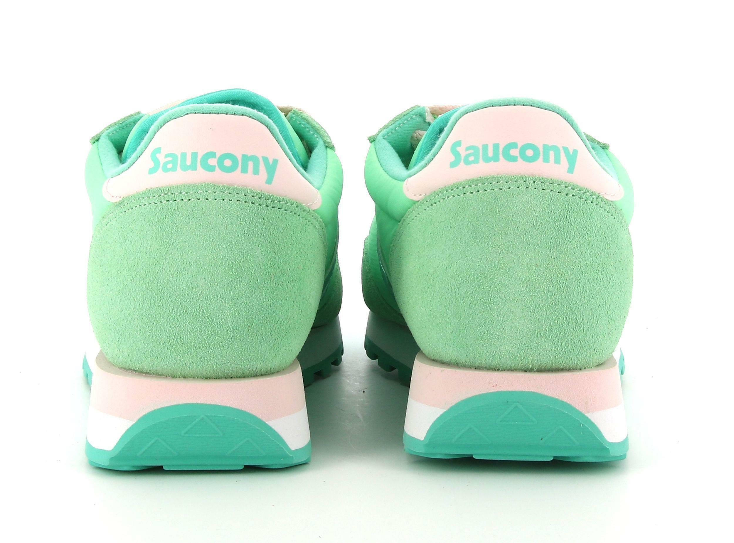 saucony saucony scarpe jazz original codice s1044-609 mint/green donna