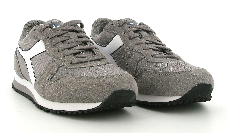diadora diadora olympia 174376 scarpa sportiva da uomo grigio