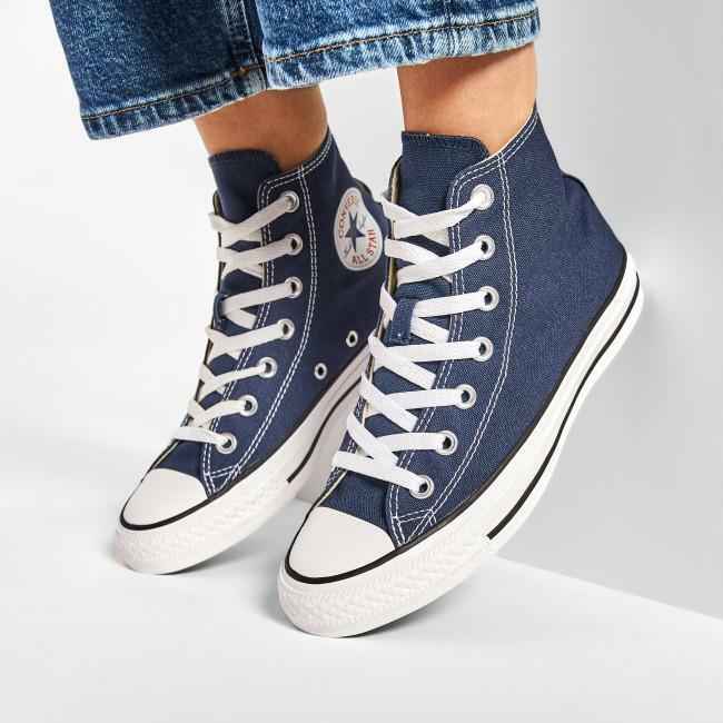 converse converse all star hi  unisex m9622c blu