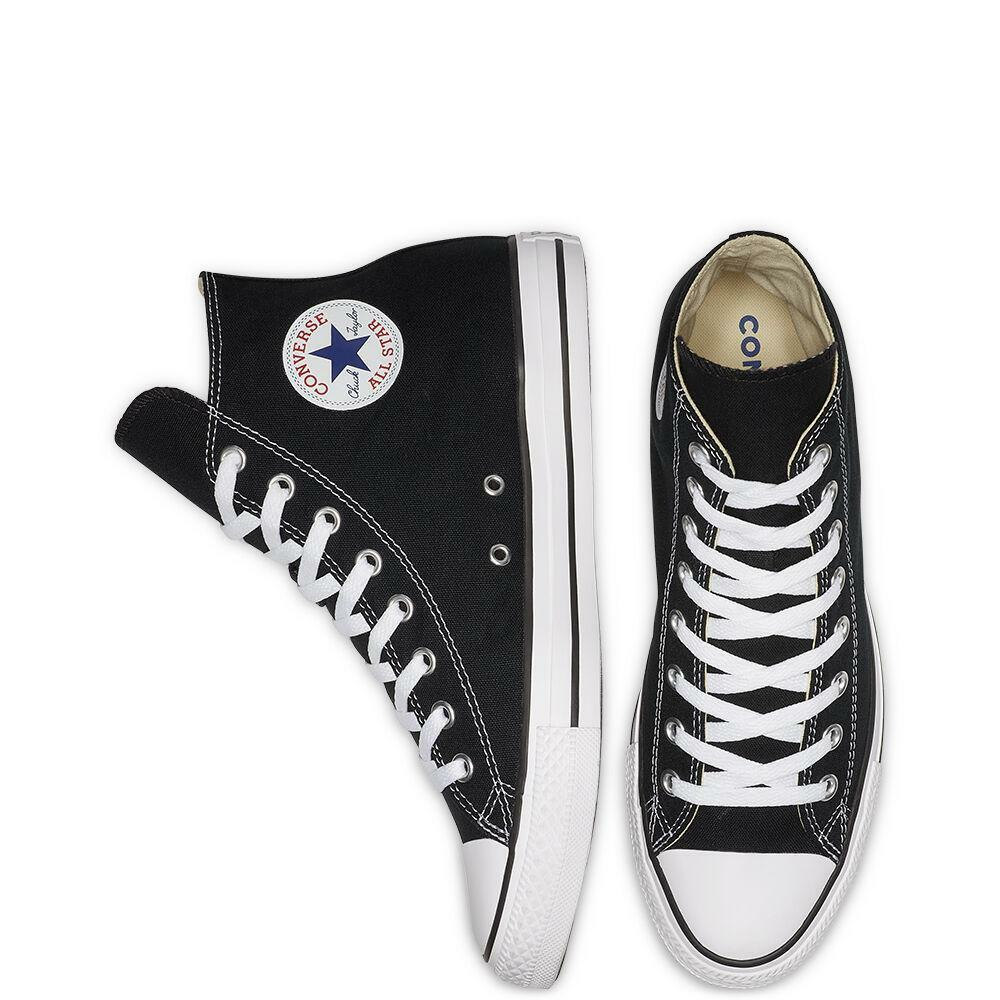 converse all star hi unisex m9160c nero
