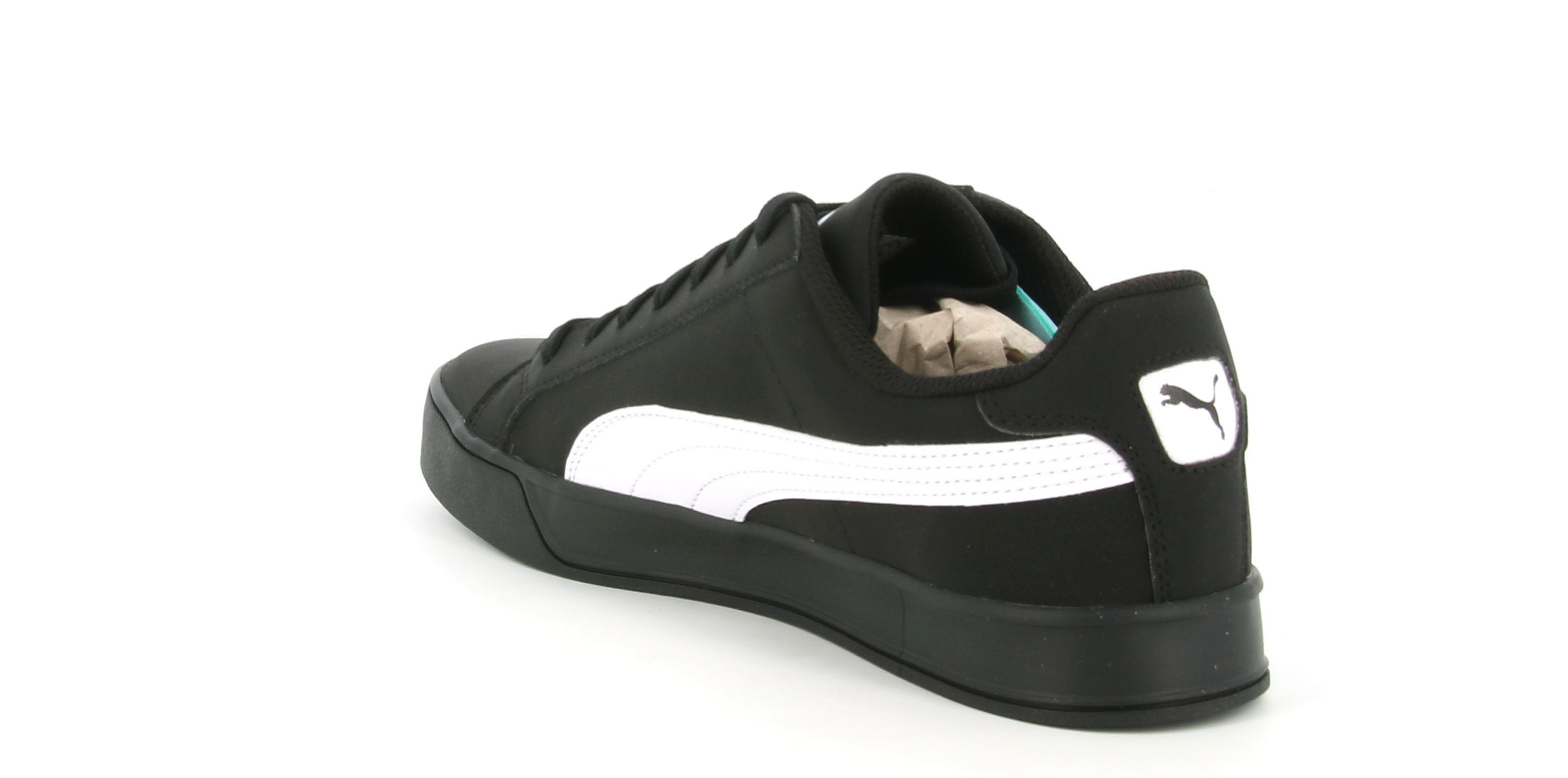 puma puma 359622 014 smash vulc sneaker bassa da uomo nero