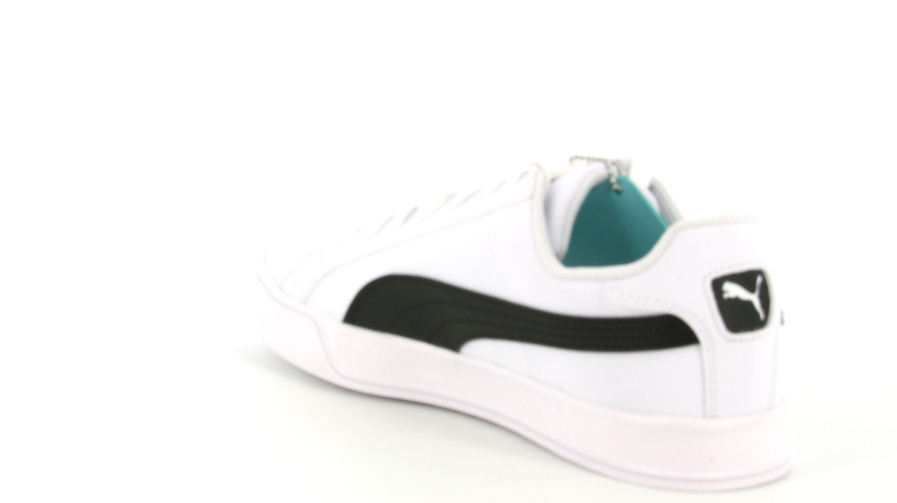 puma puma 359622 005 smash vulc sneakers bassa da uomo colore bianca
