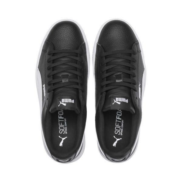 puma vikky stacked l donna sneaker sportiva 369143 008 nera