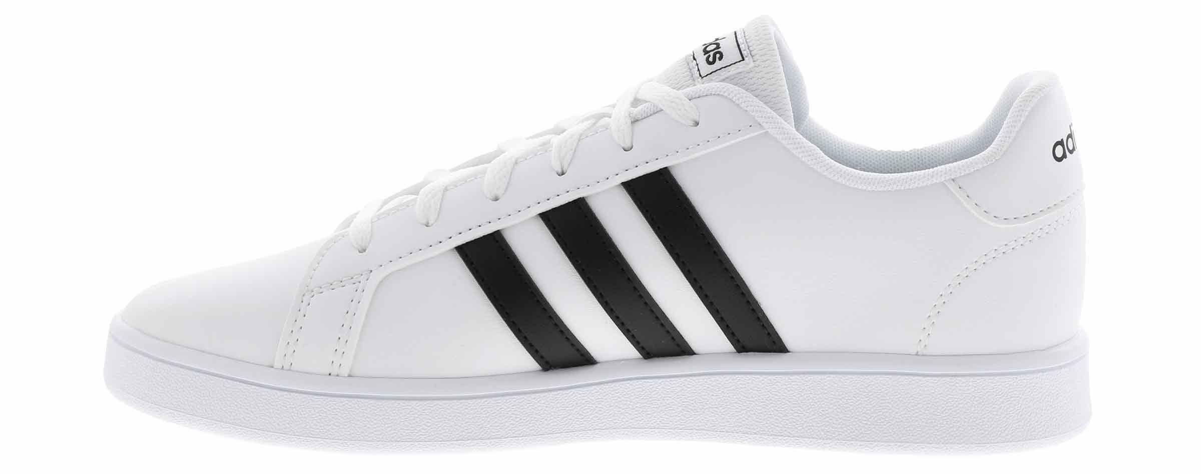 adidas adidas grand court k donna ef0103 bianca