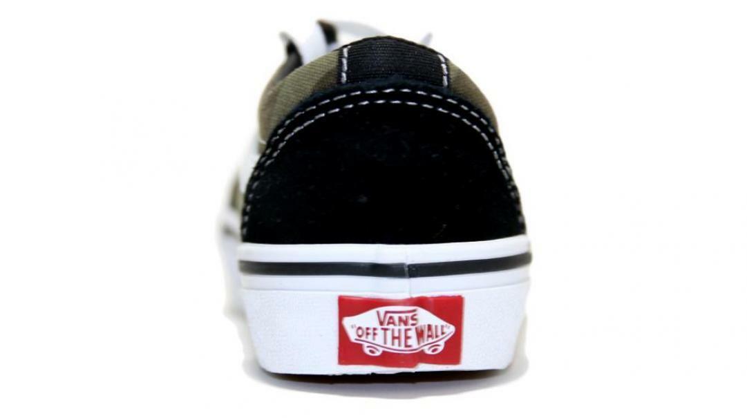vans vans sneakers bassa bambino  vn0a38j9u0j1 multicolor