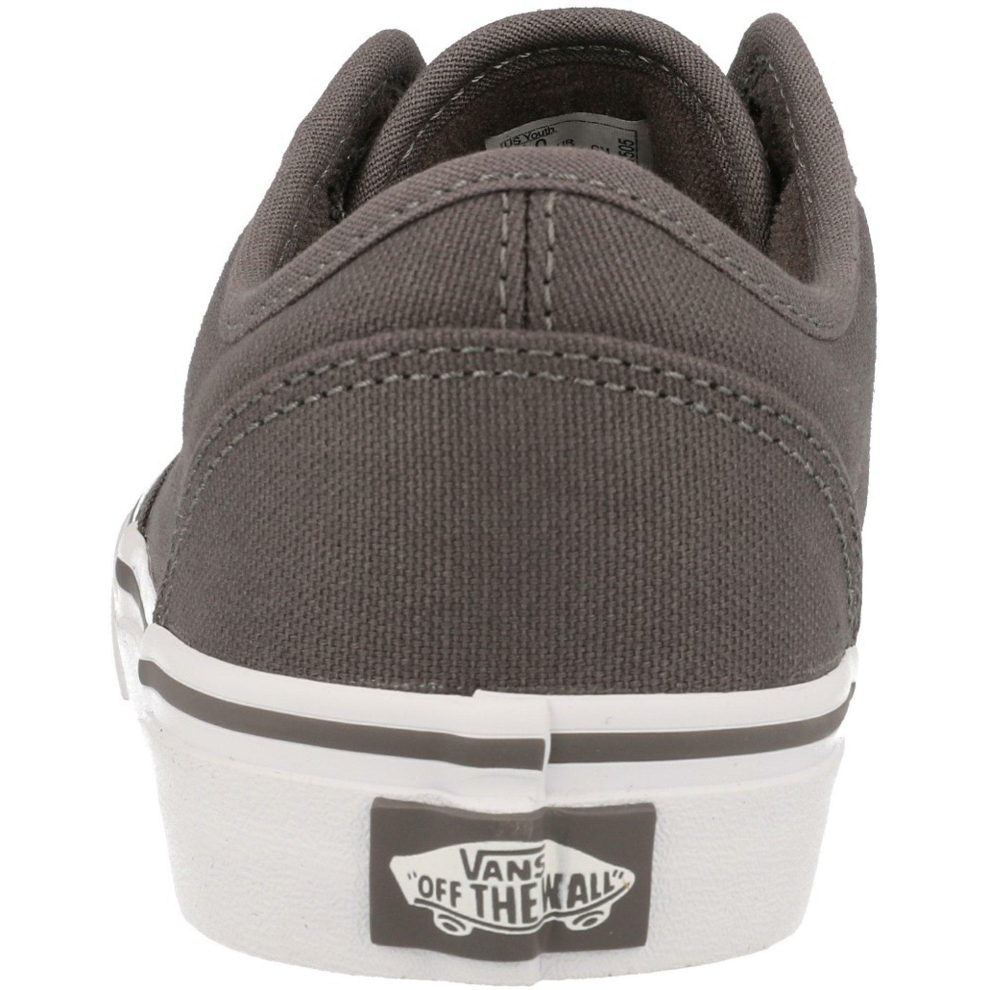 vans vans sneakers bassa bambino  vn000znr4wv1 grigio