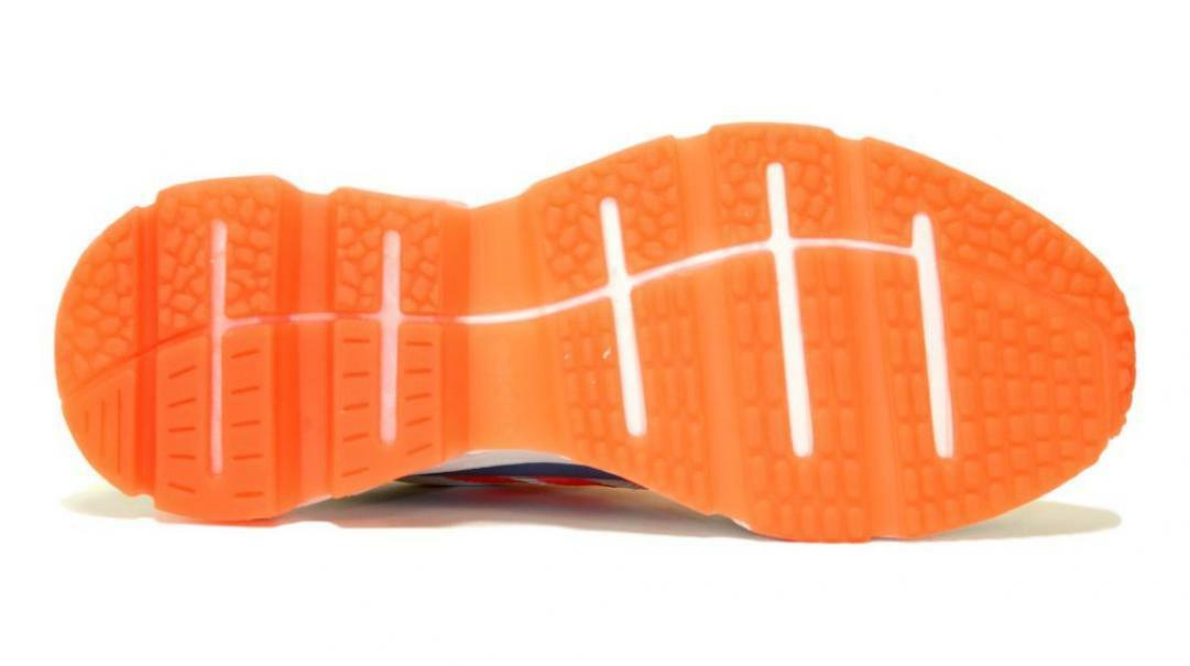 adidas adidas quadcube uomo eh2534 beige /arancione