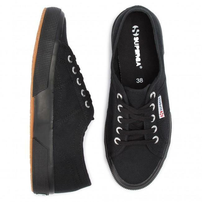 superga superga 2750 cotu classic sneakers unisex full black