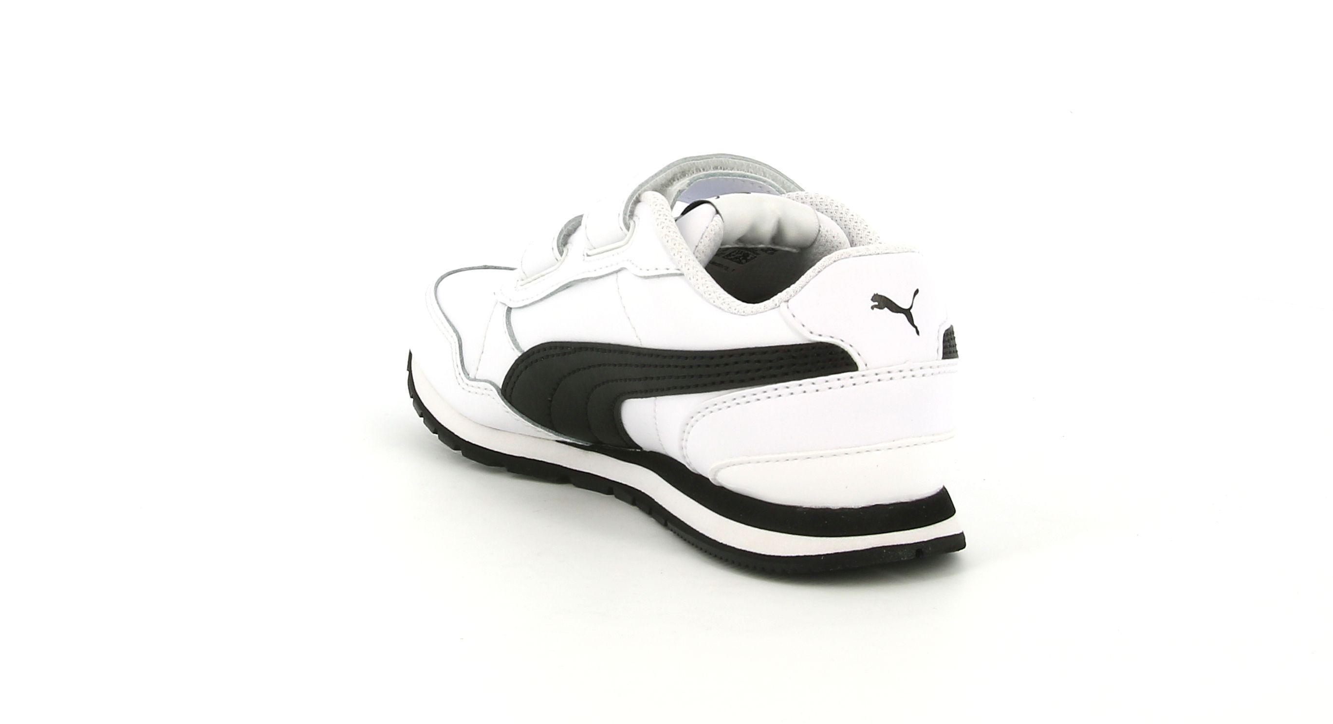 puma puma 366960 008 st runner v2 l v ps scarpa sportiva da bambino bianca