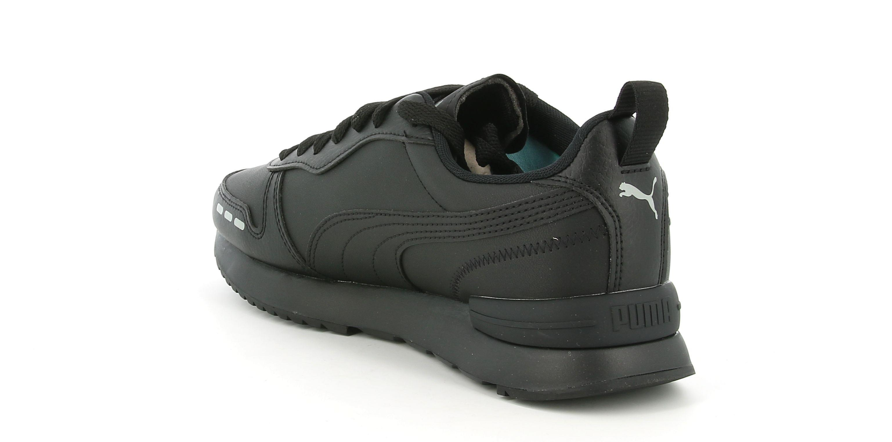 puma puma 374127 001 r78 sl scarpa sportiva da uomo nero